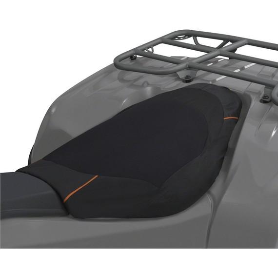 Classic Accessories Extreme Deluxe ATV Seat Cover (Black/Gray)