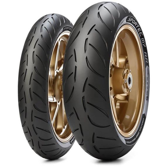 Metzeler Sportec M7 RR Tire