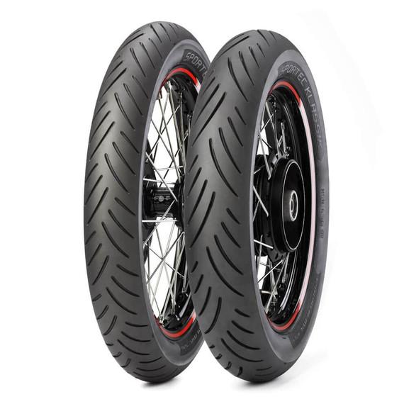 Metzeler Sportec Klassik Tire
