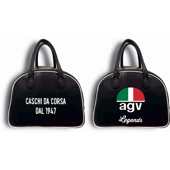 AGV Legends Helmet Bag (Black)