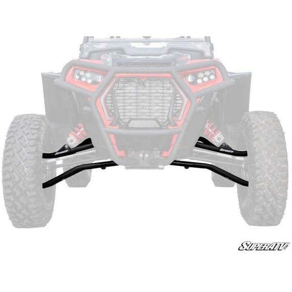 "Super ATV Polaris RZR Turbo S High Clearance 1.5"" Offset Tubed A-Arms"
