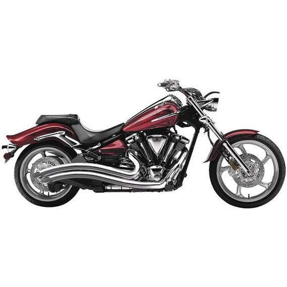Cobra Speedster Motorcycle Exhaust System