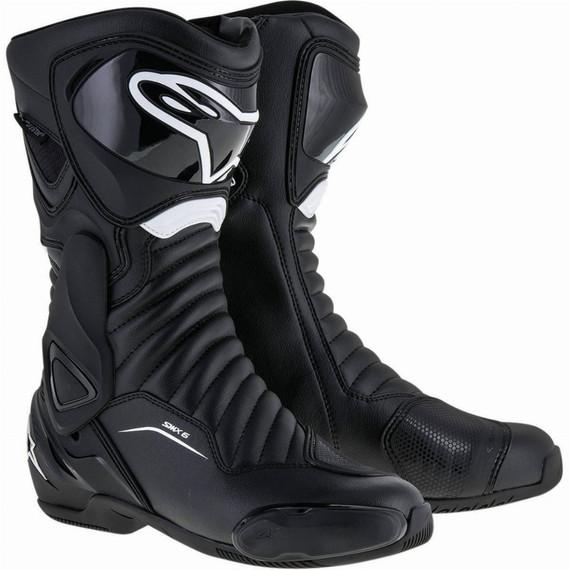 Alpinestars SMX-6 V2 Drystar Boots (Black)
