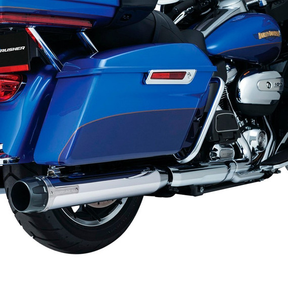 "Crusher 4"" Maverick Slip-On Mufflers"