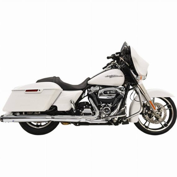 "Bassani 4"" Quick Change Series Slip-On Mufflers"