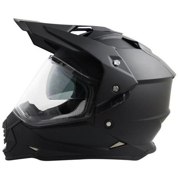MT Mode DS Solid Helmet