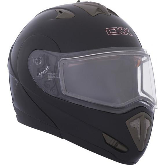 CKX Tranz RSV Solid Snow Helmet