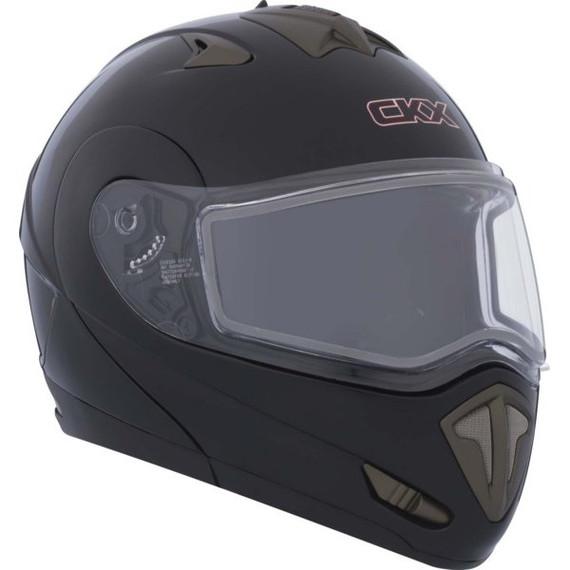 CKX Tranz-E Solid Snow Helmet