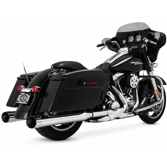 Bagger Nation Cult Forty-Five Slip-On Mufflers