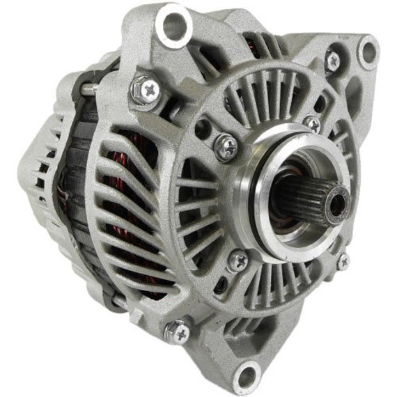 Arrowhead Motorcycle Alternator