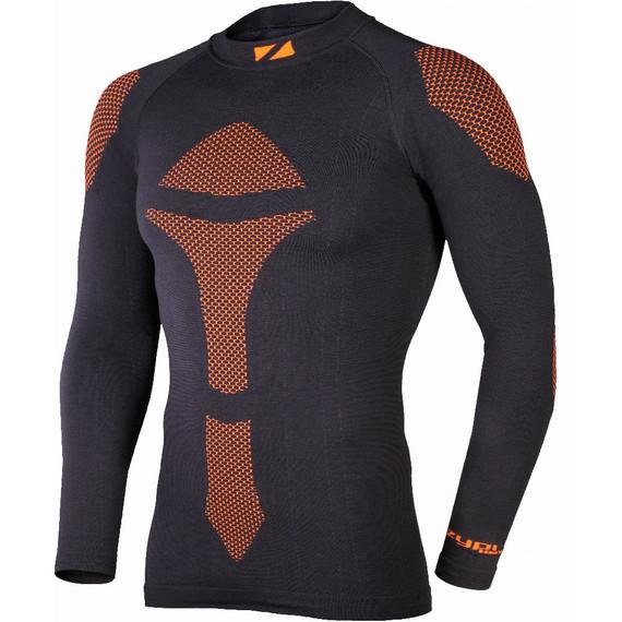 Zypi HMW 09 Shirt (Black/Orange)