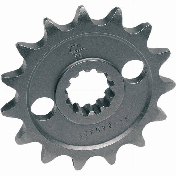 JT Steel Front Motorcycle Sprocket for Hyosung