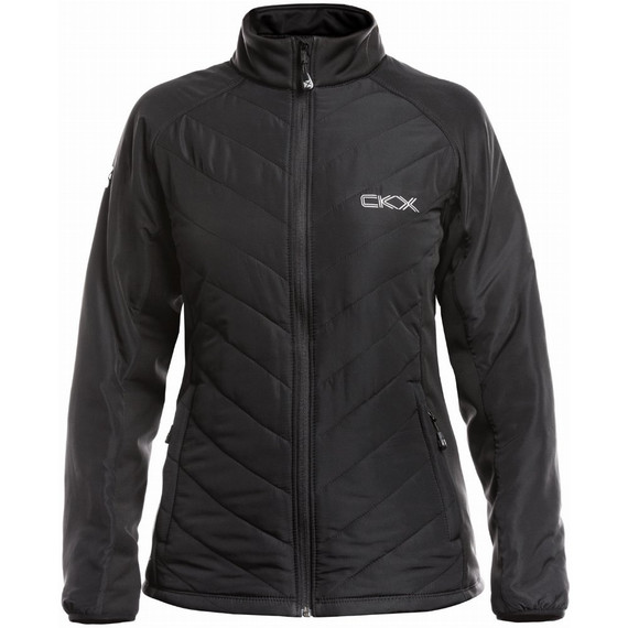 CKX Womens Multi-Function Insulated Jacket (Black)
