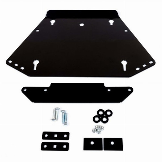 Mounting Plate for Kimpex Click-n-Go 2 Plow for Honda