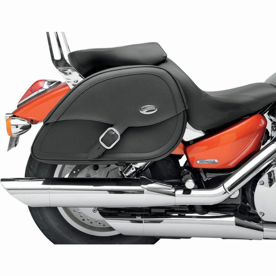 Saddlemen Honda Rigid-Mount Teardrop Saddlebags