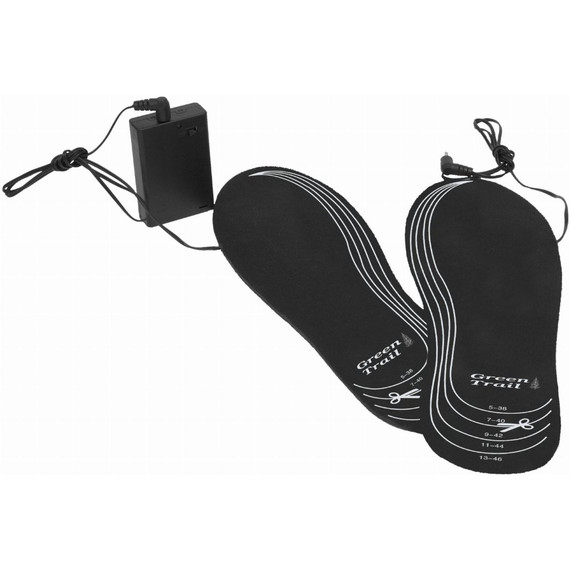 CKX Green Trail Heated Insoles