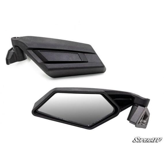 Super ATV Can-Am Maverick X3 Sport Side View Mirrors