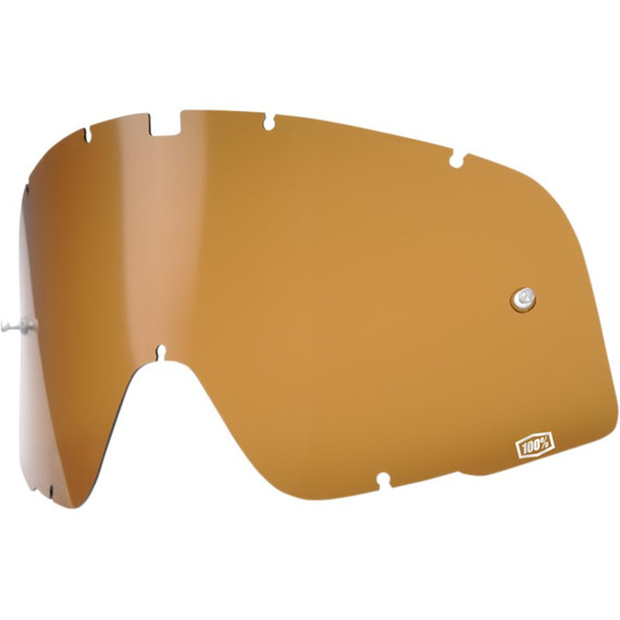 100 Percent Barstow Dalloz Curved Lens