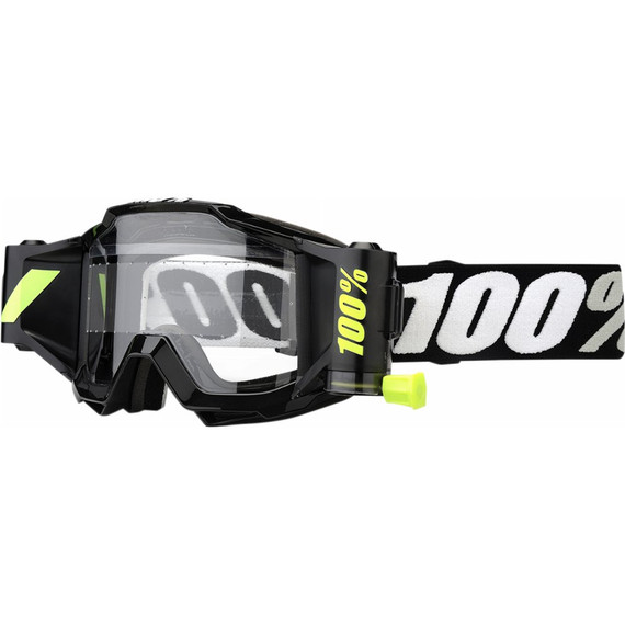 100 Percent Youth Accuri Forecast Mud Goggles