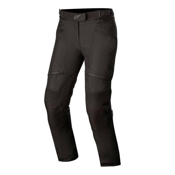 Alpinestars Womens Stella Streetwise Drystar Pants (Black)