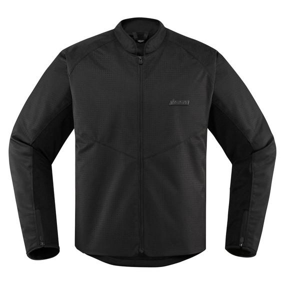 Icon Hooligan Perforated Jacket (Stealth)