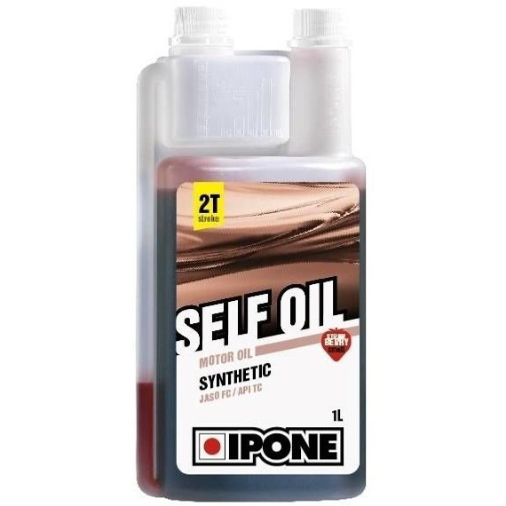 Ipone Self Motor Oil - Strawberry Scented