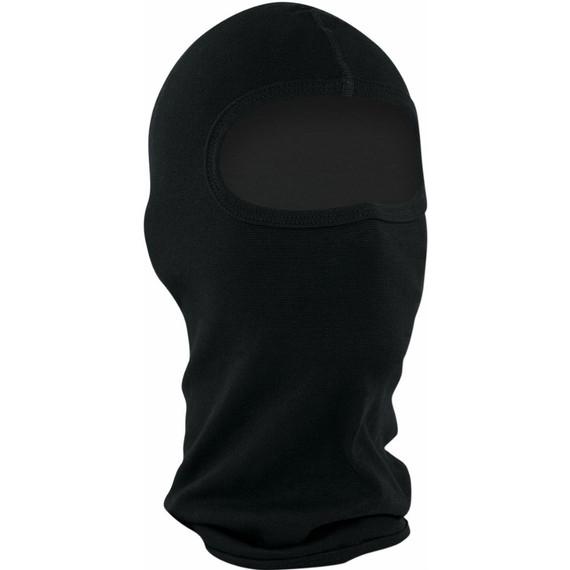 Zan Headgear Cotton Balaclava (Black)