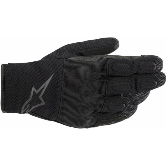 Alpinestars S-Max Drystar Gloves (Black/Gray)