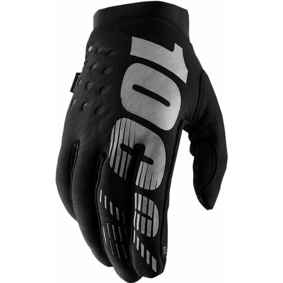 100 Percent Womens Brisker Gloves