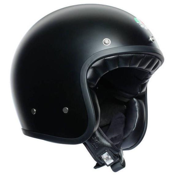 AGV X70 Power Speed Helmet (Matte Black)