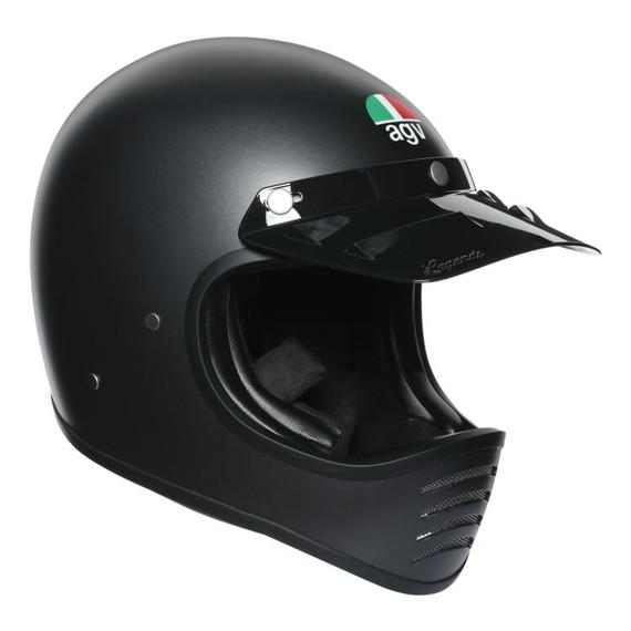 AGV X101 Solid Helmet