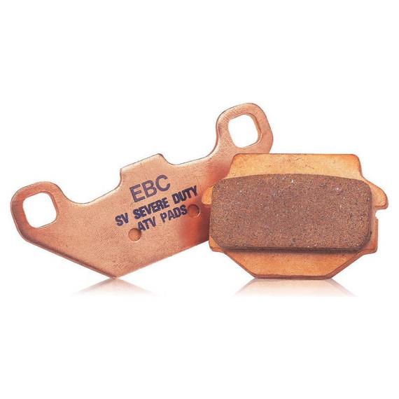 EBC Severe Duty Brake Pads for Bennche