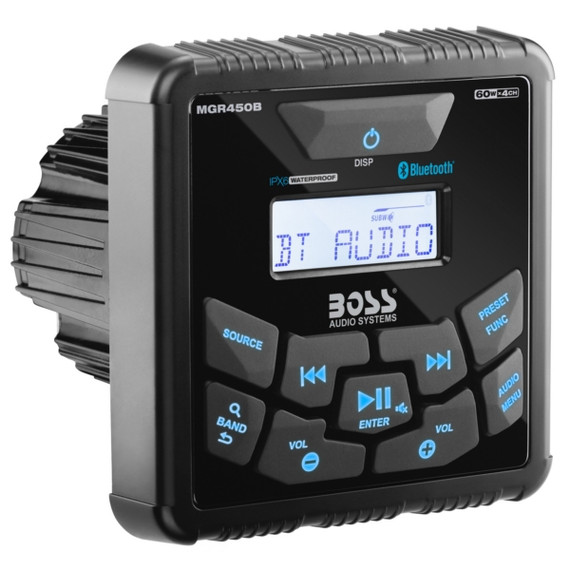 Boss Audio MGR450B Audio Receiver