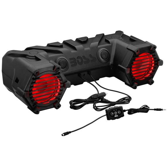 Boss Audio ATV30BRGB Plug & Play Bluetooth Sound System w/ LED