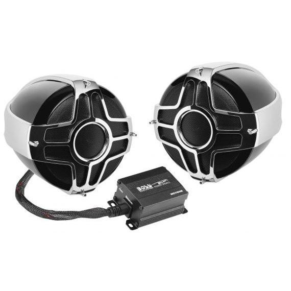 Boss Audio MC440B/MC750B Bluetooth Sound System