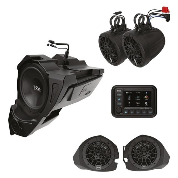 Boss Audio BPRZR5  Speakers & Subwoofer