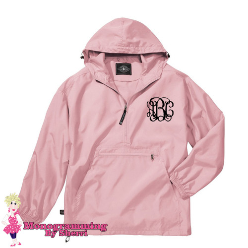 Charles River Pack N Go Pullover (Soft Pink)