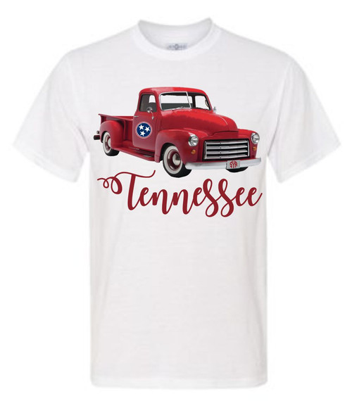 Tennessee Girl!   This is a digitally imprinted and is printed on a white, silver, or heather gray shirt unisex long sleeve shirt. These shirts are not fitted and run true to size.!  This shirt is also available in Long Sleeve.