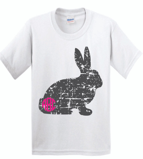 Happy Easter!!  Show off your bunny tail!  All shirts are unisex and run true to size.  Please feel free to contact us if you have any questions or if we can be of service to you!!  XS is size 4-5, small 6-8, med 10-12, large 14-16.