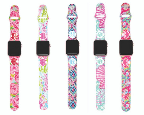The perfect fashion accessory and of course show off your style with a lilly inspired print!