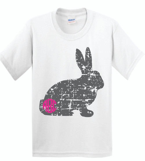Happy Easter!!  Show off your bunny tail!  All shirts are unisex and run true to size.  Please feel free to contact us if you have any questions or if we can be of service to you!!  XS is size 2-4, small 6-8, med 10-12, large 14-16.