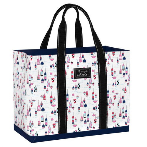 Our first bag design remains our #1 best-seller. There's a reason for that?this tote with a burst-proof bottom is ideal for carrying pretty much everything. It?s the bag you didn?t know you needed but can?t live without. The fold-flat design allows for easy storage.