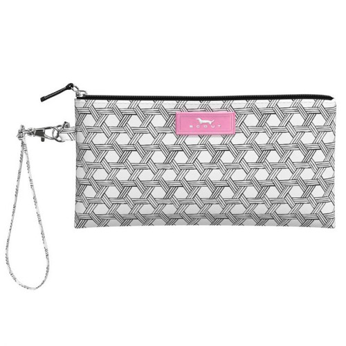 Carry your essentials on the go with this lightweight wristlet, one of our best-selling accessories.