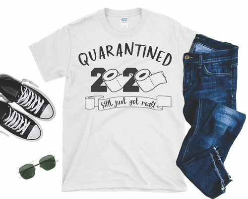 SHOW OFF YOUR STYLE IN QUARANTINE!  Softest shirts ever and perfect for the binge watching your going to do!