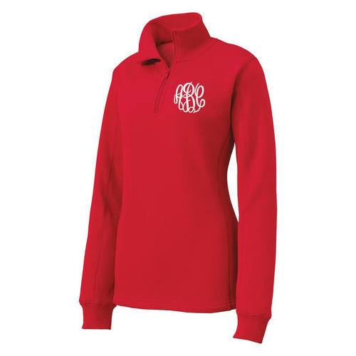 The Perfect Sweatshirt to throw over any outfit on a chilly day. This Best-Seller adds a hint of style and sophistication to any casual look, making it the perfect staple for every wardrobe. A Timeless Monogram Favorite
