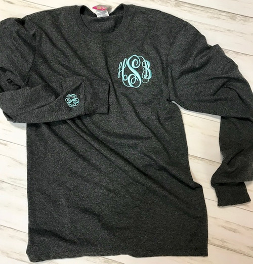 Fun and Sassy and of course your Monogram!