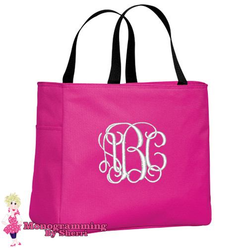 ESSENTIAL TOTE BAG IN GREAT COLORS!
