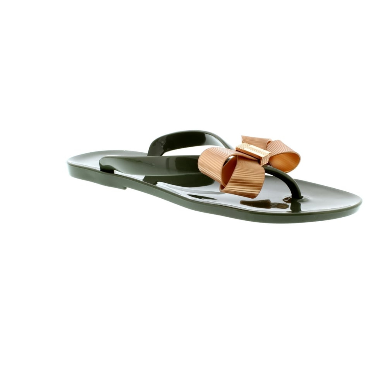 292cec1de Ted Baker SUSZIE Bow Detail Jelly Flip Flop - STYLE by Turn Her Style