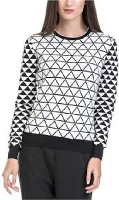 Ted Baker OLLIA Pyramid Knit Sweater