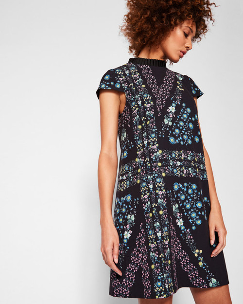 Ted Baker ABBEW Unity Floral Print Tunic